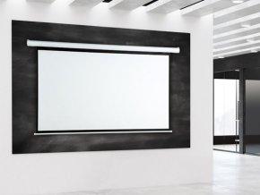 Elektrické projekční plátno AVELI, 200x150 (4:3)