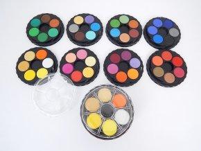 Vodové barvy 171507, 48 barev