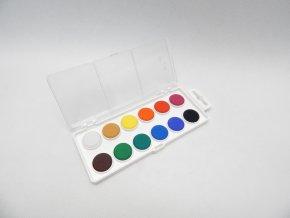 Vodové barvy 171510, 12 barev