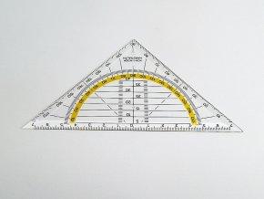 Trojúhelník 45/113 čirý