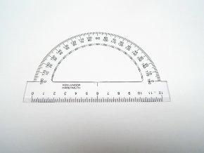 Úhloměr 180/125 pro leváky