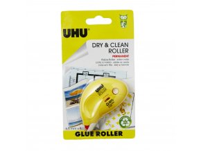 UH3350465 uhu dry and clean roller 6 5mm x 8 5m