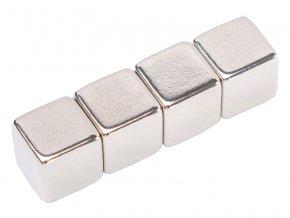 Super silné magnety ARTA 4 ks