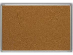 Korková tabule Premium 60 x 45 cm, rám ALU23