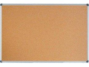 Korková tabule ARTA 150 x 100 cm, ALU rám