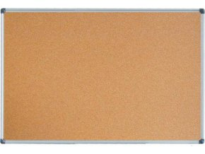 Korková tabule ARTA 180 x 120 cm, ALU rám