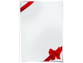Ozdobný papír diplomy Verso C 170g, 25ks