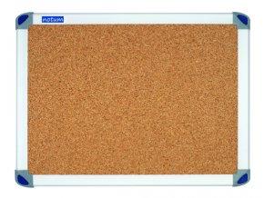 Korková tabule NOTUM K 90x120 cm