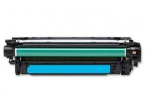 HP CE401A, cyan - kompatibilní toner