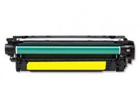 HP CE402A, yellow - kompatibilní toner