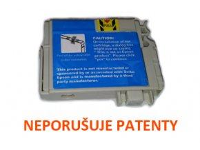 Cartridge Epson C13T12844010 yellow - kompatibilní 13ml