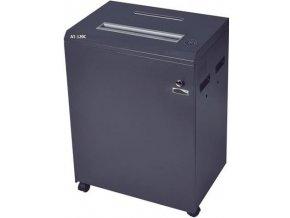 Skartovací stroj AT-120C  + Zdarma Olej pro skartovací stroje v hodnotě 249Kč