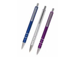 Kuličkové pero CONCORDE Ring, fialová
