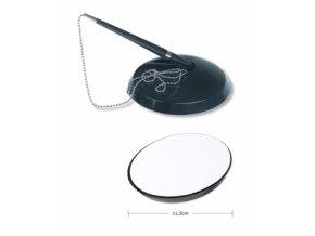 Kuličkové pero CONCORDE ve stojánku, černé