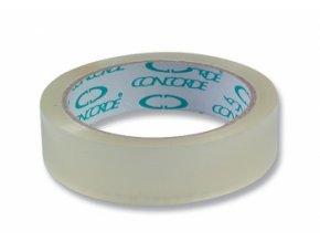 Balicí páska CONCORDE 25mm x 66m, transparentní