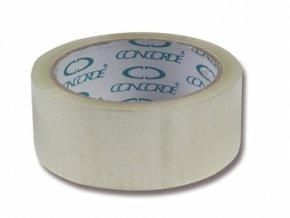 Balicí páska CONCORDE 48mm x 66m, transparentní
