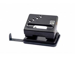 Děrovačka SAX 408, černá