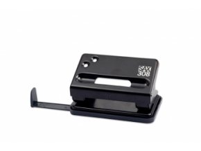 Děrovačka SAX 308, černá
