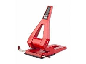 Děrovačka SAX 608, červená