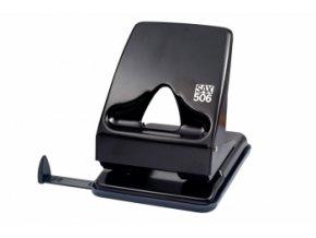 Děrovačka SAX 506, černá