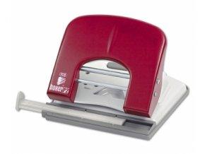 Děrovačka BOXER P2, červená