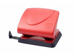 Děrovačka SAX 325, červená