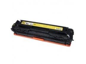 HP CB542A yellow - kompatibilní toner