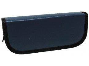 Pouzdro velké CONCORDE Koženka 5056KE, modrý