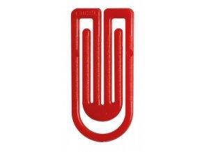 Dopisová spona RON 631 plastová 27 mm, 30 ks