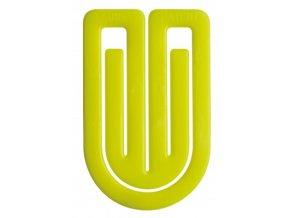 Dopisová spona RON 634 plastová 75 mm, 3 ks