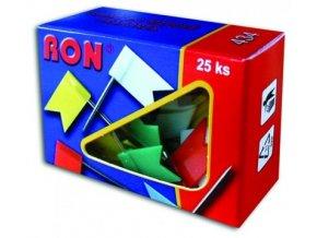Špendlík RON 434 praporek, 25 ks