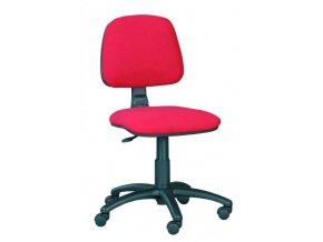 Kancelářská židle SEDIA Eco 5 (barva opěráku modrá)
