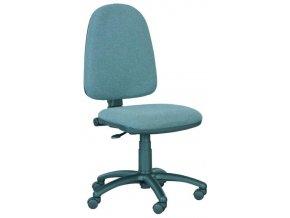 Kancelářská židle SEDIA Eco 8 (barva opěráku modrá)