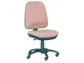 Kancelářská židle SEDIA 17 (barva opěráku šedá)
