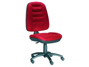 Kancelářská židle SEDIA 17 S (barva opěráku šedá)