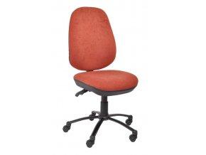 Kancelářská židle SEDIA 17 ASYNCHRO (barva opěráku šedá)