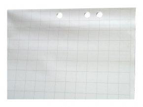 Blok NOBO pro flipchart, 20 listů, čtverečkovaný