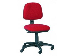 Kancelářská židle SEDIA 5 (barva opěráku šedá)