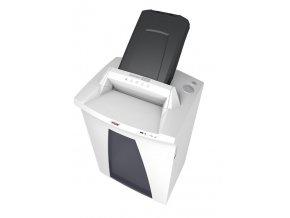 Skartovací stroj HSM Securio AF500 - 4,5x30 mm  + Zdarma Olej pro skartovací stroje