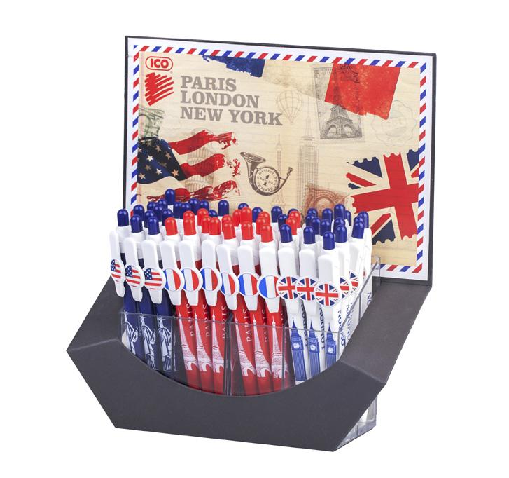 CONCORDE Kuličkové pero ICO City pen, Londýn