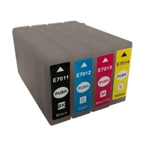 Printwell Epson T7011 černá - kompatibilní cartrige