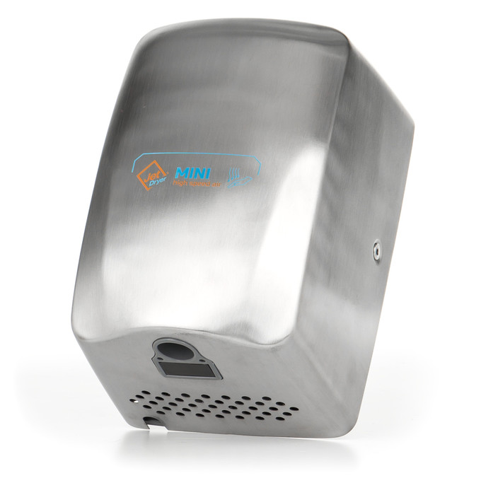 JetDryer Osoušeč rukou Jet Dryer MINI, matný chrom