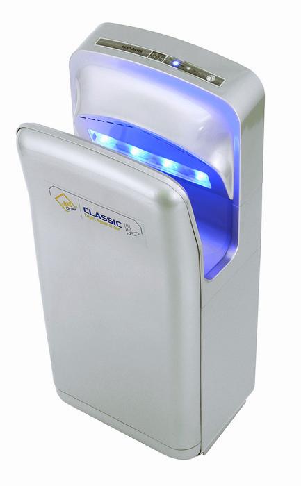 JetDryer Vysoušeč rukou Jet Dryer Classic, stříbrný