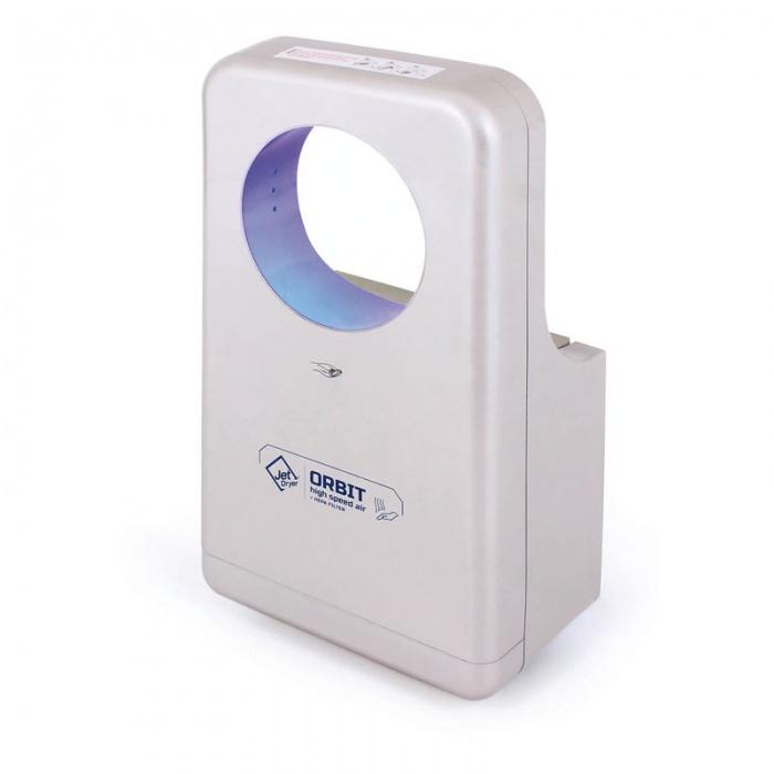 JetDryer Vysoušeč rukou Jet Dryer Orbit, stříbrný