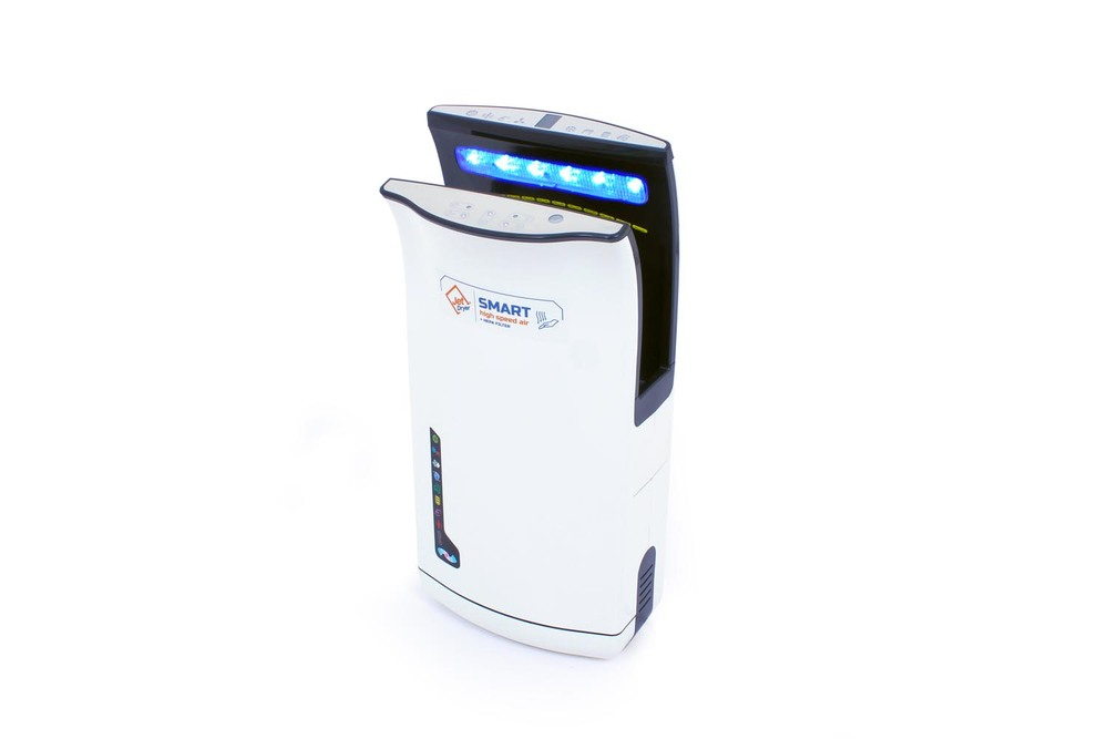 JetDryer Vysoušeč rukou Jet Dryer Smart, bílý