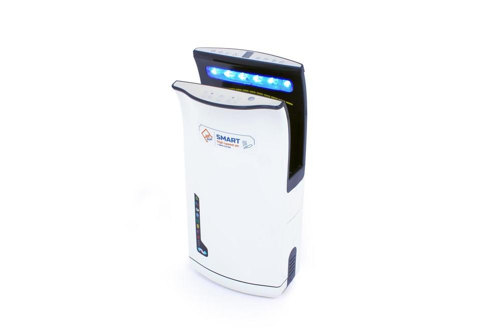 JetDryer Vysoušeč rukou Jet Dryer Smart, stříbrný