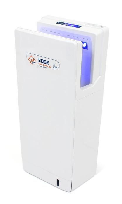 JetDryer Vysoušeč rukou Jet Dryer Edge, bílý