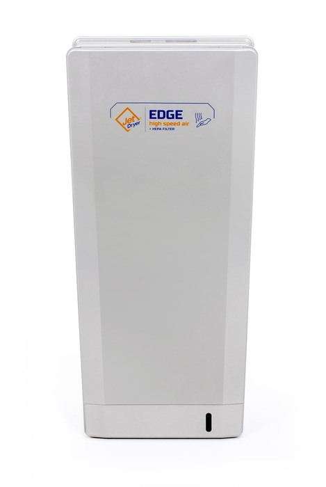 JetDryer Vysoušeč rukou Jet Dryer Edge, stříbrný