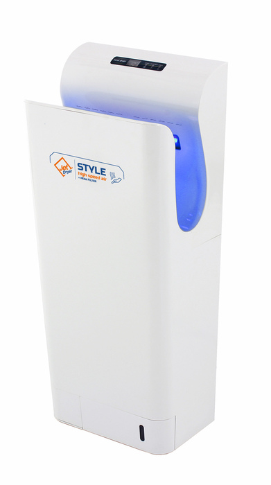 JetDryer Vysoušeč rukou Jet Dryer Style, bílý