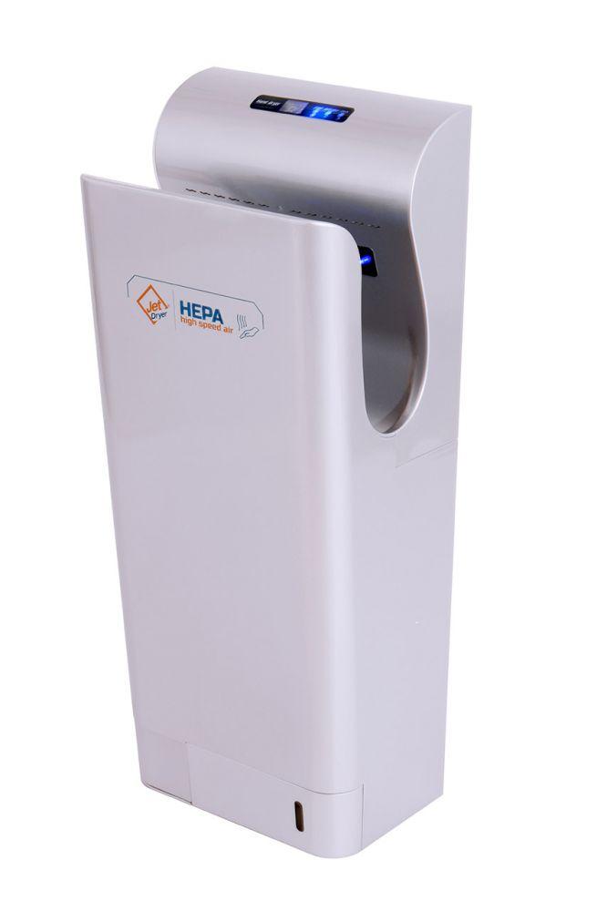 JetDryer Vysoušeč rukou Jet Dryer Style, stříbrný